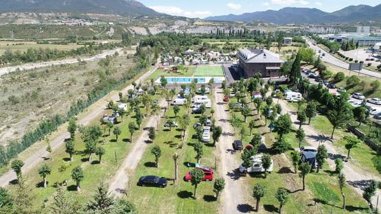 Camping en Sabiñanigo